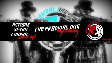 P1 RR Youtube Banner by ThexRealxBanks