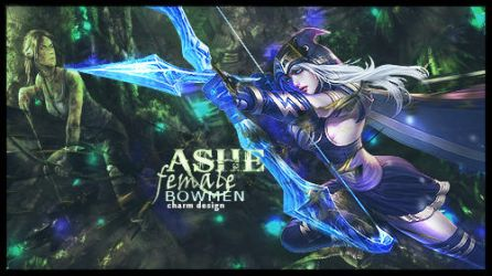 ASHE Signature by charm2013