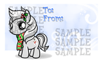 MLP Ponygram Preview2 by syrcaid