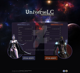 UniverseLC Gaming Network by FCV2005