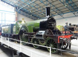 GNR Single in NRM Great Hall by rlkitterman