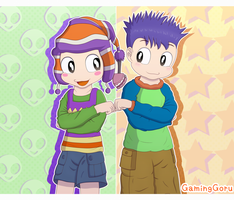 .: Tommy and Dil Pickles :. by GamingGoru