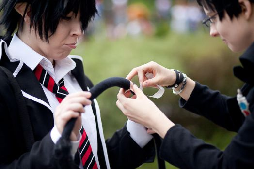 Ao no Exorcist - Comfort by Majin-sama