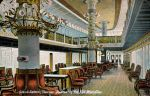 Life On Board - Grand Saloon, The Puritan by Yesterdays-Paper