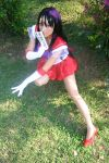 Sailor Mars by Giorgiacosplay