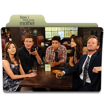 How I Met Your Mother folder by Kliesen