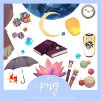 Png Pack #3 by Takeshi1995