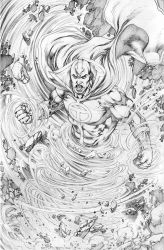 Commission Red Tornado JL by JoseLuisarts