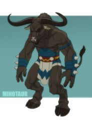 HAS: MINOTAUR by Jerome-K-Moore