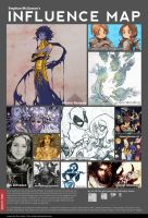 Influence Map Meme by sambees