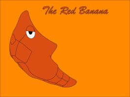 The Red Banana by brurdi10