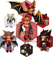 Hexafusion   Team Dark by that-rae-of-sunshine