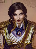 Trinity Blood. Portraiture by MarionetteTheatre