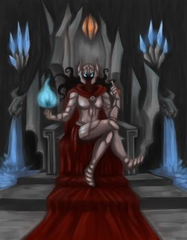 Throne Room by Zielle
