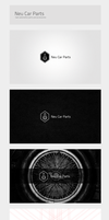Neu Car Parts - rejected logo by rozmin