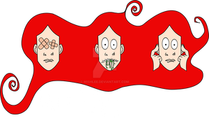 No Evil by mishlee