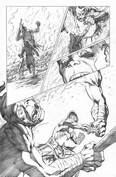 Grimm Fairy Tales #0 (Free Comic Book Day) pg7 by SheldonGoh