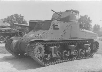 M31 (T2) Tank Recovery Vehicle by PRR8157