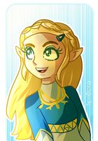New Zelda! by ellenent