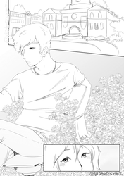 [Pf 1 - 15] - [COMIC PAGE WIP] by Ashidoodle