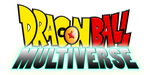 My dragonball Multiverse logo by ruga-rell