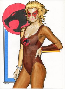 ThunderCats Cheetara