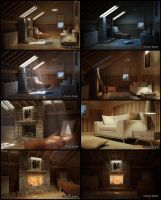 attic_COMPLETE by Zorrodesign
