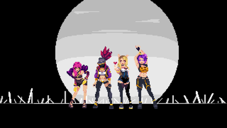 League Of Legends KDA Normal by awh13