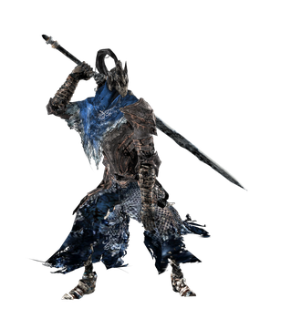 Artorias the AbyssWalker mmd xps by Tokami-Fuko