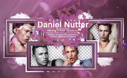 Pack png Daniel Nutter|16 by BrightClouds