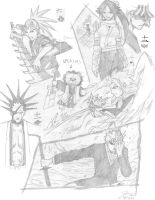 Shinigami Action by stryfers