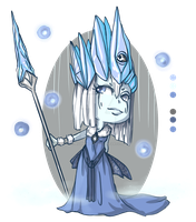 Queen Cold Adoptable Auction:CLOSED: by MissMignonne