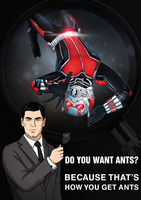 Do You Want Ants? by shamserg