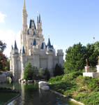 Cindrella Castle Side IMG 2755 by WDWParksGal-Stock