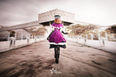 Eva Beatrice Cosplay by vzl