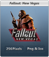 Fallout New Vegas - Icon by Crussong