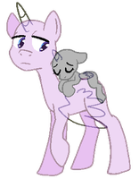 Stallion and Filly| base | Remake by Lolzeehbases