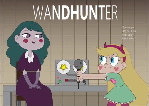 Wandhunter by BenjaminHopkins