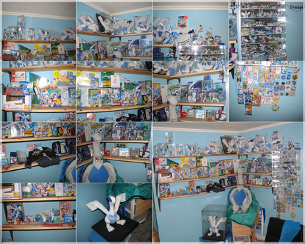 Lugia Collection Full Details by Eternalskyy