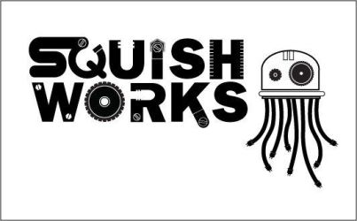 Squish Works Logo by Selvagem76
