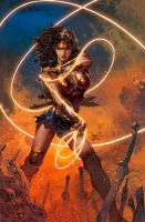 Wonder Woman by Summerset