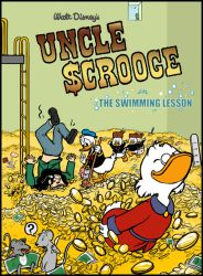 The money bin swimming lesson by Little-Endian