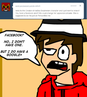 What is a Facebook? by Pablos-Corner
