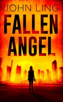 Book Cover Design for Fallen Angel by ebooklaunch