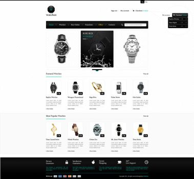watches e commerce by waseemarshad