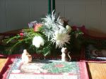 Christmas Flowers by MyLoveForYouEternity