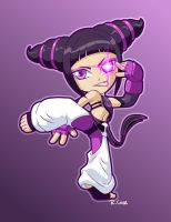 Juri Powered Up by rongs1234