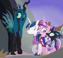 The Littlest Changeling by dm29