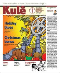 Philippine Collegian Issue 20 by kule1112