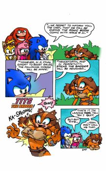 Goodbye Sonic Boom by MarkMoore